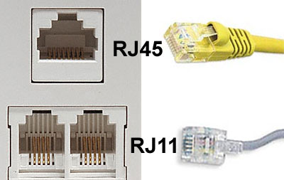 standard wiring rj11 rj12 connectorpairs wiring circuit. Black Bedroom Furniture Sets. Home Design Ideas
